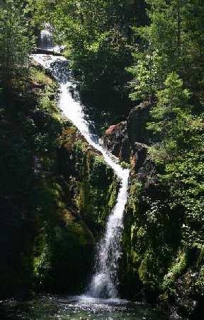 Oregon Waterfalls - Sullivan Creek Falls